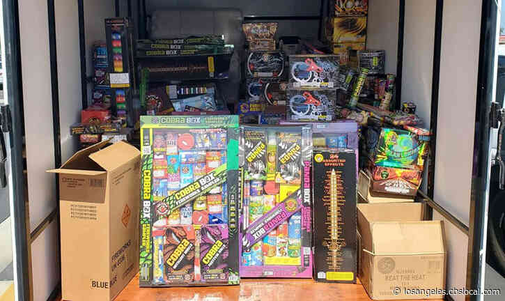 City Attorney's Office To Investigate Internet Sales Of Illegal Fireworks