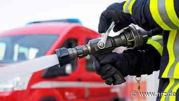 Isselburg: Auto brannte auf der A3 – keine Verletzten - NRZ