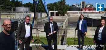 Wasser-Recycling Für Industrie Und Gewerbe:: Nordenham geht bundesweit voran - Nordwest-Zeitung