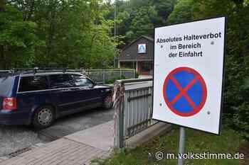 Parkplatz bleibt am Wochenende zu - Volksstimme