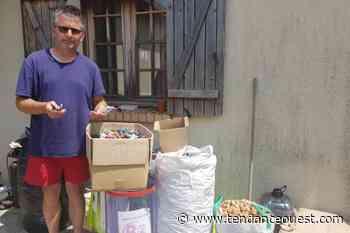 Il participe à la réduction des déchets - Tendance Ouest