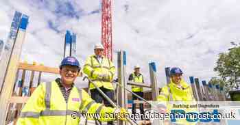 Gascoigne Estate rebuilding work picks up pace - Barking and Dagenham Post