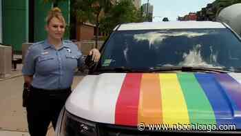 NBC 5 Exclusive: Chicago Police Department's Only Out Transgender Officer Goes On Record