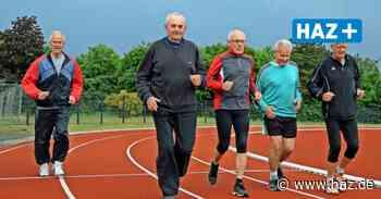 Burgdorf: TSV Senioren-Fitnessgruppe trainiert nach dem Lockdown wieder. - Hannoversche Allgemeine
