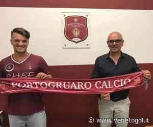 Il reparto offensivo del Portogruaro potrà contare su Davide Scarpi - venetogol.it