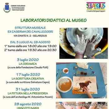 Selargius, al museo laboratori e seminari - Casteddu on Line