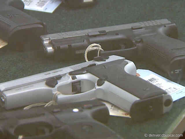 Concealed Carry Permits Drop From $100 To $52 In Weld County