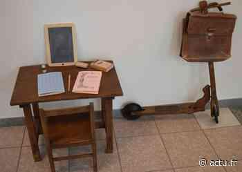 Au musée des Automates à Falaise, l'école d'autrefois est à découvrir - Normandie Actu