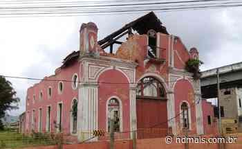 Cine Theatro Manoel Cruz, em Tijucas, tende ir ao chão - ND - Notícias