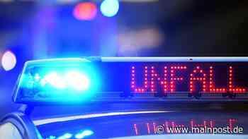 Drei Leichtverletzte nach Auffahrunfall bei Ebern - Main-Post