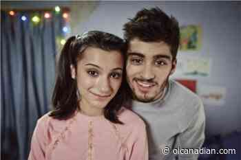 The younger sister of Zayn Malik, gets terrifying death threats against her baby - OI Canadian