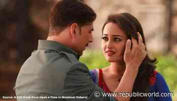 Sonakshi Sinhas funny behind-the-scene moments from Once Upon a Time in Mumbaai Dobara! - Republic World - Republic World