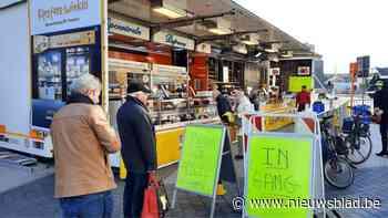 Steenokkerzeel organiseert zondagsmarkt in voor- én namiddag - Het Nieuwsblad