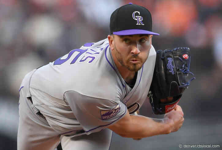 Former Colorado Rockies Pitcher Chad Bettis Says He's Retiring From Baseball
