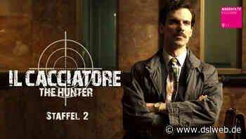 Neu bei Magenta TV: Il Cacciatore – The Hunter und Stromberg - Dslweb.de