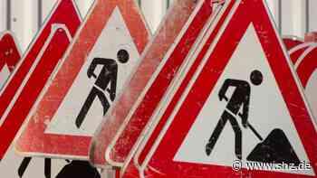 Reinfeld: Die B 75 ist ab 6. Juli für Monate gesperrt | shz.de - shz.de