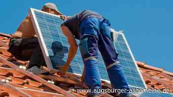 Gemeinderat Bissingen: Neue Fotovoltaik-Anlage? - Augsburger Allgemeine