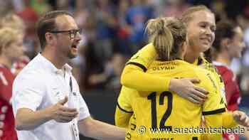 SG BBM Bietigheim verlängert mit Handballerin Salamakha - Süddeutsche Zeitung