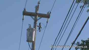 Power outage interrupts Stony Plain town council meeting - CTV News Edmonton