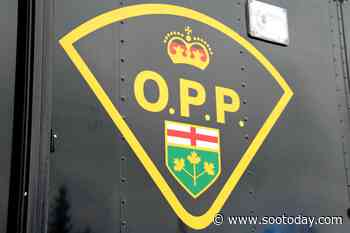 Thessalon resident charged with impaired driving after vehicle ends up in ditch - SooToday