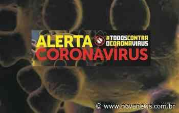 Com mais quatro confirmações, Nova Andradina chega a 32 casos de covid-19 - Nova News - Nova News