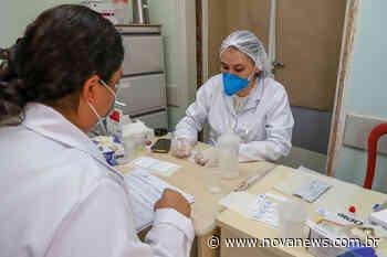 Hospital Regional de Nova Andradina faz testagem para Covid-19 em 291 funcionários - Nova News - Nova News