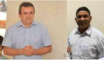 Em Porto Nacional, vice-prefeito Ronivon e empresário Álvaro da A7 estão vias de alinhamento para as eleições municipais - Cleber Toledo