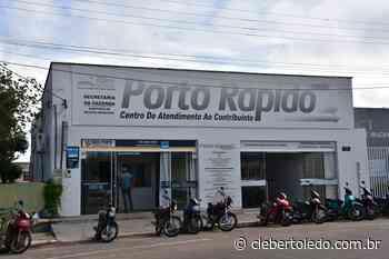 Prefeitura de Porto Nacional prorroga prazo de pagamento à vista do IPTU para dia 17 de julho - Cleber Toledo