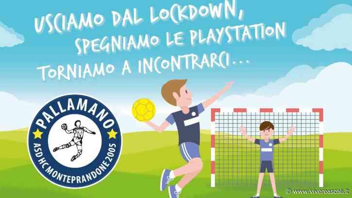 Monteprandone: Pallamano gratis fino al 14 agosto. Da lunedì ripartono i corsi per ragazzi dai 6 ai 15 anni - Vivere Ascoli