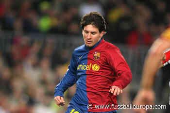 """Lionel Messi sah zu Juan Roman Riquelme als wäre er Jesus"" - Fussball Europa"