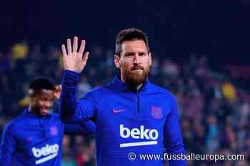 Lionel Messi wird 33 - so wie dieses Jahr hat er seit Ewigkeiten nicht gefeiert - Fussball Europa