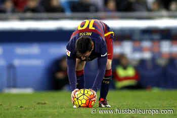 LaLiga-Elfmeter: Lionel Messi rückt näher an Cristiano Ronaldo ran - Fussball Europa