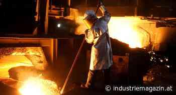 Massive Einbrüche in der deutschen Stahlprodukion - Industriemagazin