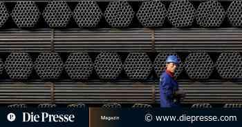 Chinas Stahlindustrie überrollt EU - Die Presse