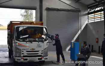 El servicio de matriculación vehicular se suspendió en Riobamba - El Comercio (Ecuador)