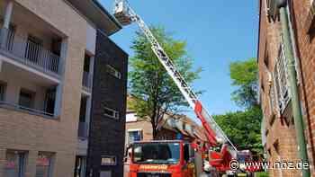 Feuerwehr muss zur Mühlentorstraße in Lingen ausrücken - Neue Osnabrücker Zeitung
