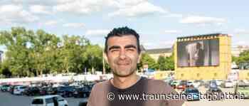 Boulevard Fatih Akin war das erste Mal im Autokino - Traunsteiner Tagblatt