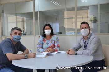 Prefeitura de Taquari firma termo de cooperação com a Corsan - Infomativo