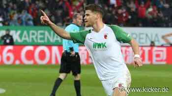 FC Augsburg: Niederlechner kann Gregoritsch übertrumpfen - kicker - kicker