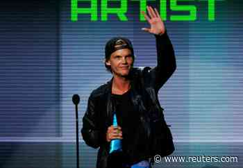 New museum to honour late Swedish DJ Avicii in Sweden - Reuters