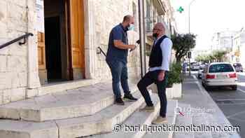 """Auto a fuoco a Casamassima, Luca bracca e fa arrestare il piromane: """"Non siate omertosi"""" - VIDEO - Il Quotidiano Italiano - Bari"""