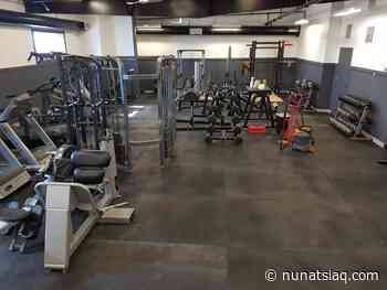 Rankin Inlet gym gets beefed up - Nunatsiaq News