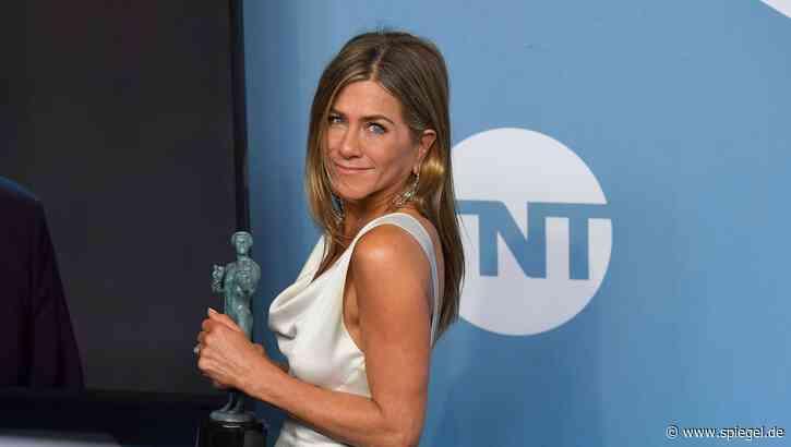 """Jennifer Aniston über """"Friends""""-Rolle: Einmal Rachel, immer Rachel? - DER SPIEGEL"""
