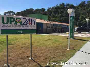 UPA 24 horas é inaugurada em Coronel Fabriciano - Diário do Aço - Jornal Diário do Aço