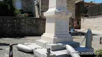 Gard rhodanien : le monument aux morts de Saint-Etienne-des-Sorts a été vandalisé - Midi Libre