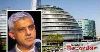 Sadiq Khan is consulting on plan to move City Hall to Royal Docks in bid to save £55m - Newham Recorder