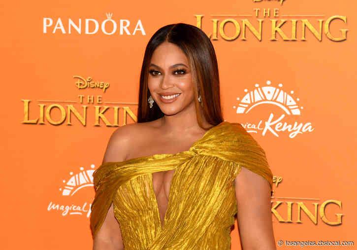 Beyoncé To Receive Humanitarian Award At 'BET Awards 2020'