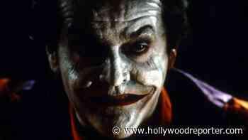 'Batman': Jack Nicholson Had Final Say Over Joker Makeup - Hollywood Reporter