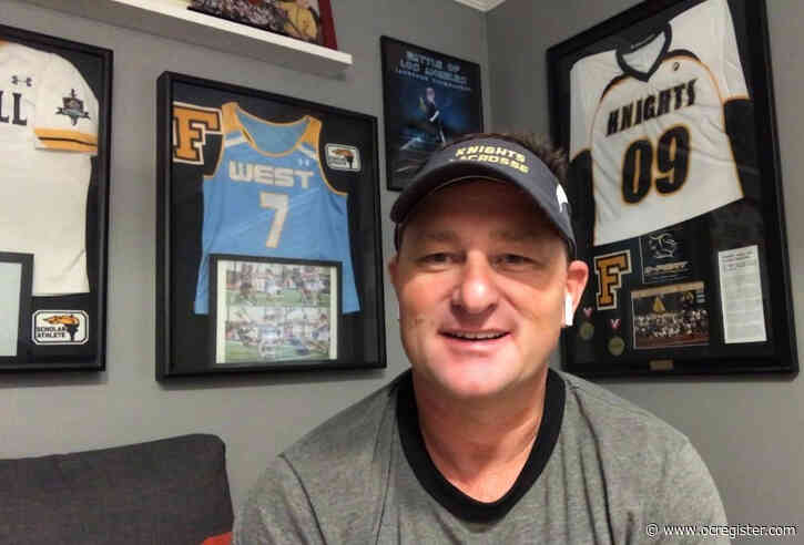 Spring wrap-up Q&A: Foothill boys lacrosse coach sad team's 18 seniors 'didn't get to complete their journey'