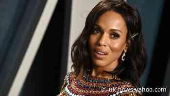 Kerry Washington insists Hollywood is still centred on whiteness - Yahoo News UK
